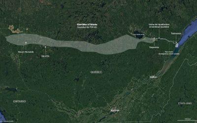 GNL Québec tente d'utiliser des arguments, non prouvés, pour faire accepter son projet de Gazoduq